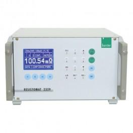 Ohmmètre de ligne de fabrication modèle 2329
