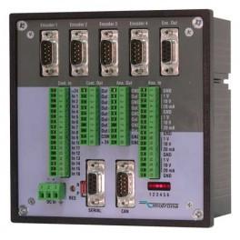 Contrôler et synchroniser un mouvement MOTRONA MC700 - MC720