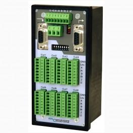 Répartiteur avec isolation galvanique partielle ou totale MOTRONA GV480-GV481-GV460-GV461