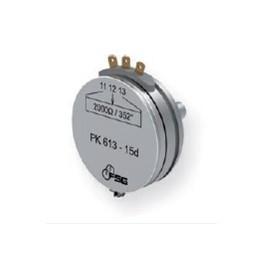 Potentiomètre FSG modèle PK613