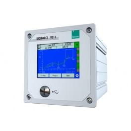 DIGIFORCE 9311 pour contrôle qualité 100% sur ligne de fabrication