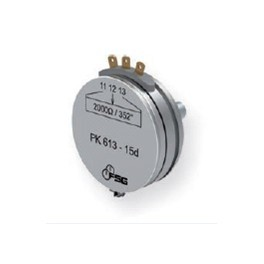 Potentiomètre multi-tours FSG modèle PK613-G16