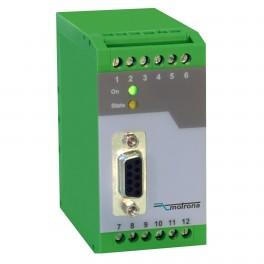 Convertisseur SSI en signal analogique MOTRONA IV251